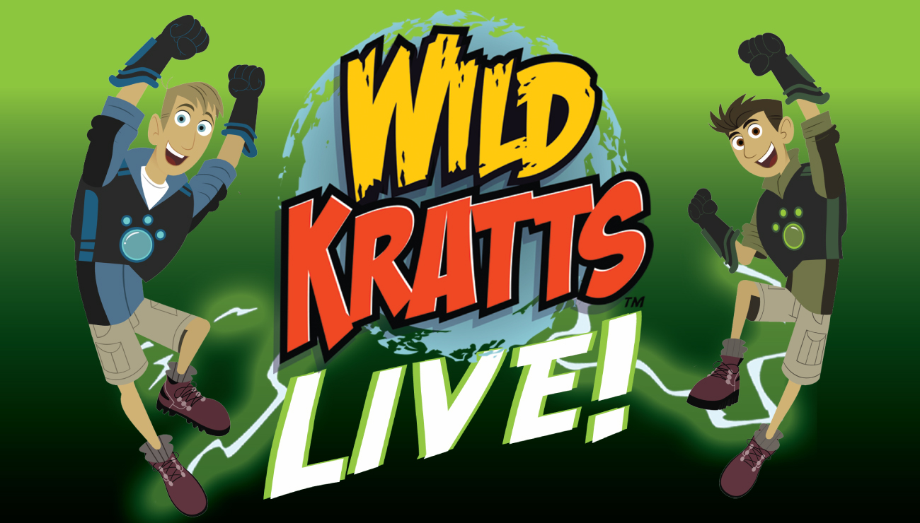 Wild Kratts Live The Smith Center For Performing