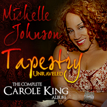 Michelle Johnson Presents Tapestry Unraveled