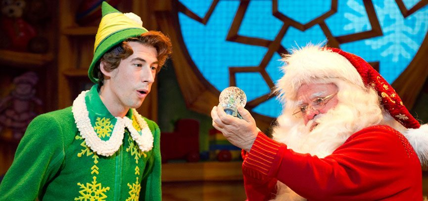 cc882eb7344 Are You on the Naughty List  Elf The Musical is Coming to Reynolds ...