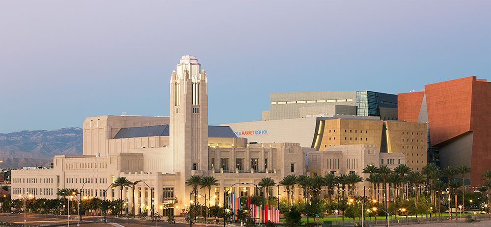Downtown's architecture gets a new focus in Las Vegas City