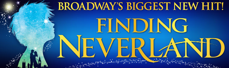 Is Finding Neverland On Broadway Kid Friendly