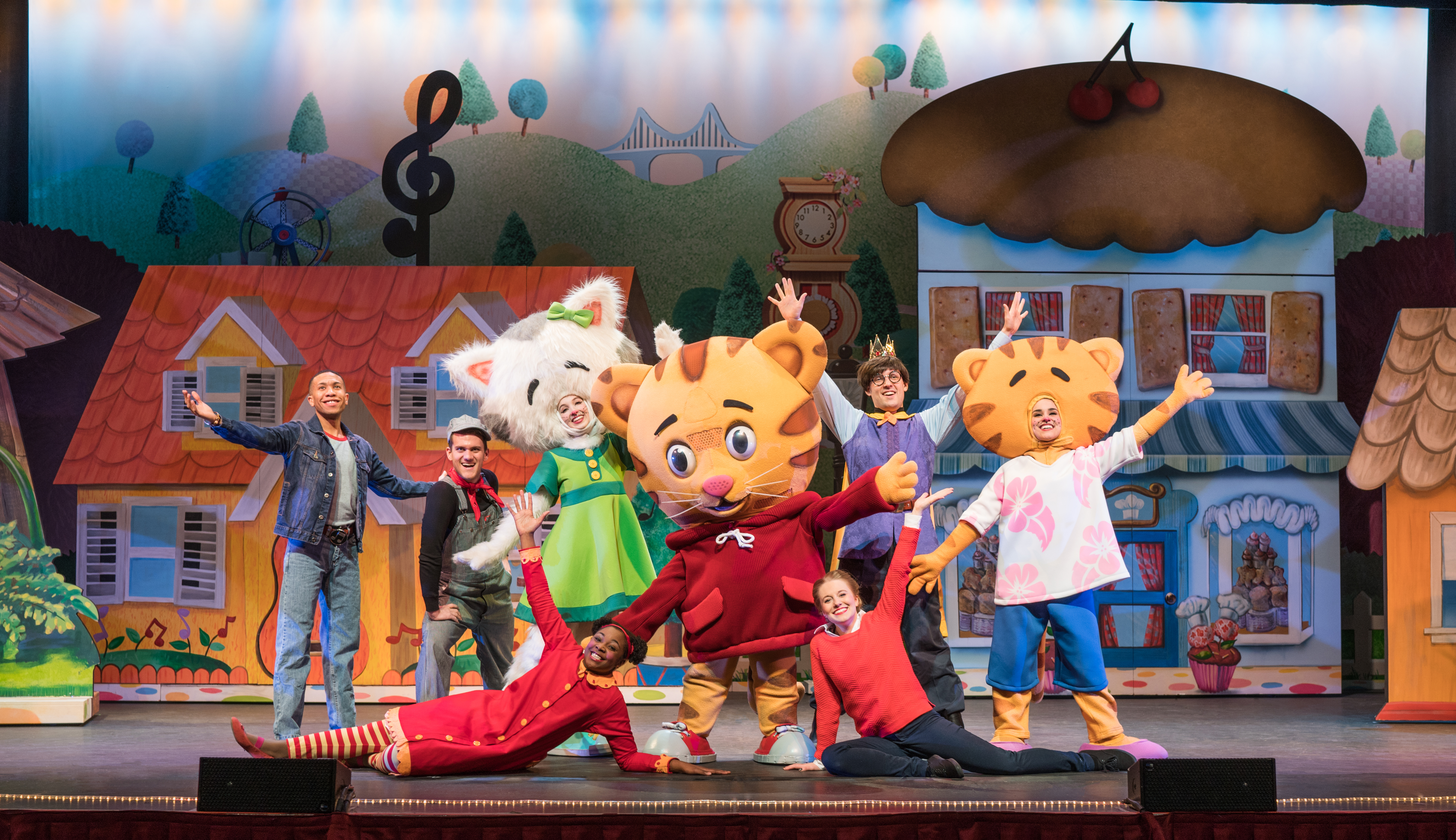 Daniel Tiger\'s Neighborhood Live | The Smith Center for the ...